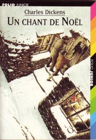 Couverture du roman Un Chant de Noël de Charles Dickens-2.jpg