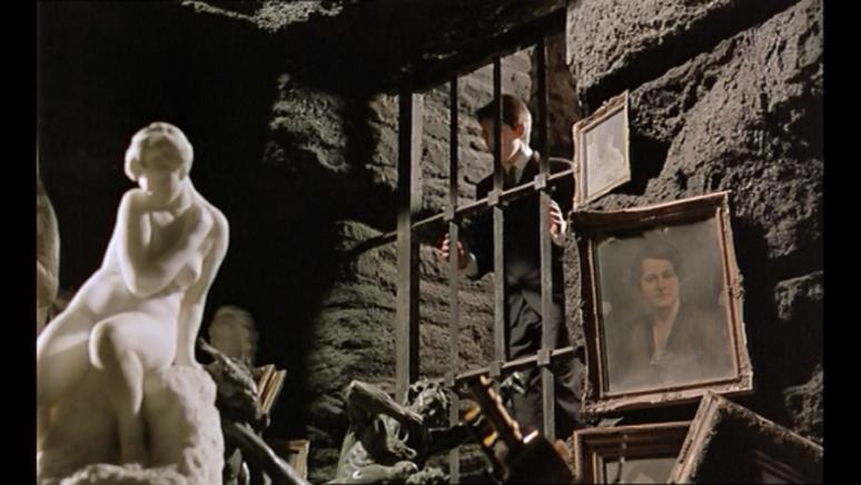 Scène issue du film Taxandria de Raoul Servais