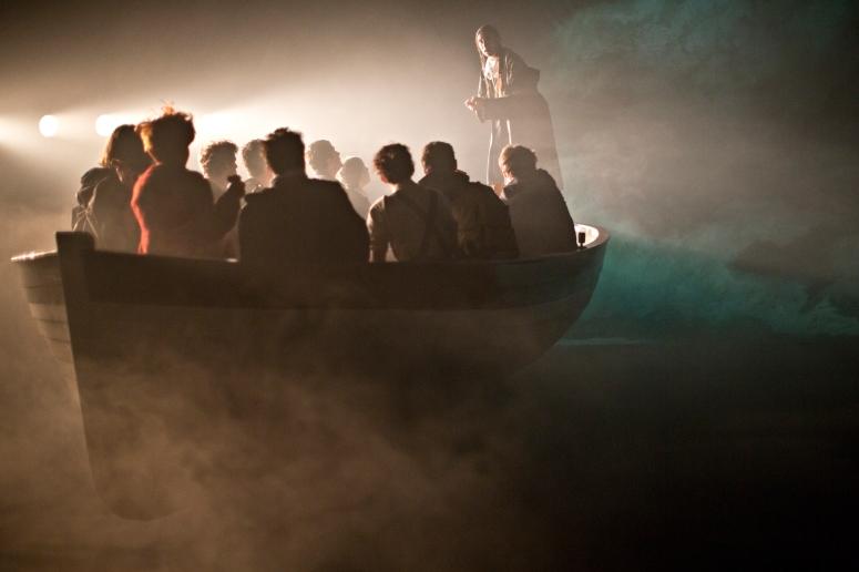 Le Radeau de la méduse Thomas Jolly © Jean-Louis Fernandez