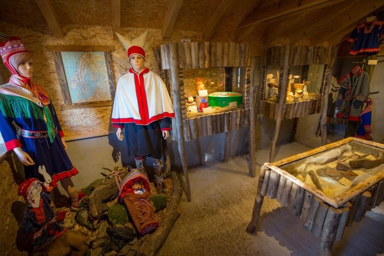 Espace musée de la ferme aux rennes - ©lafermeauxrennes