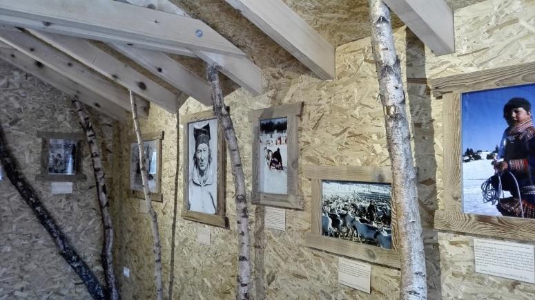 Espace vidéo et exposition photographique - ©Margot Fache