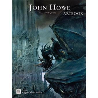 John Howe artbook
