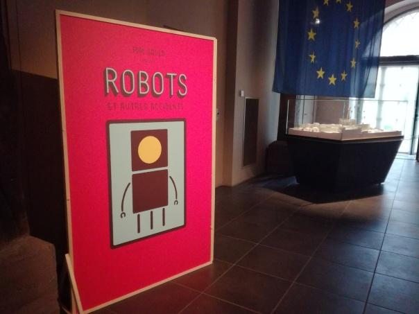 Robots et autres accidents