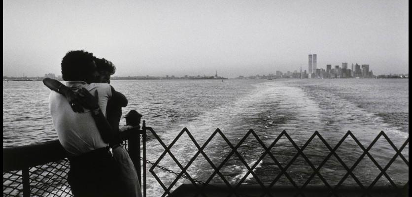 Raymond Depardon,7 août 1981, New York, Série «Correspondance new-yorkaise» © Raymond Depardon, Magnum Photos. Collection Maison Européenne de la Photographie, Paris.
