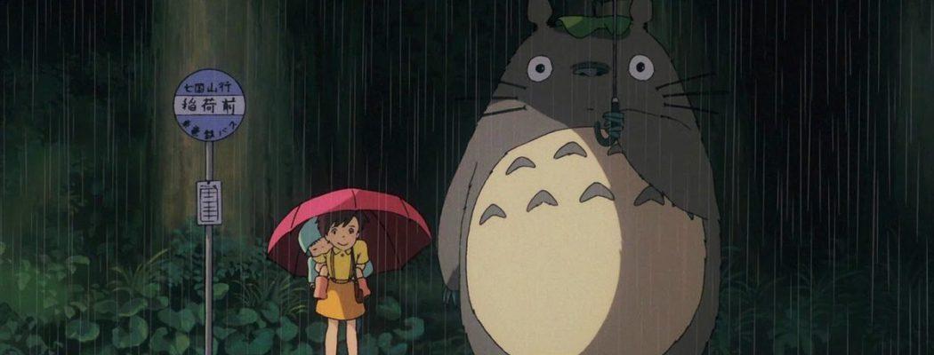 """""""Mon Voisin Totoro"""", © Ghibli"""