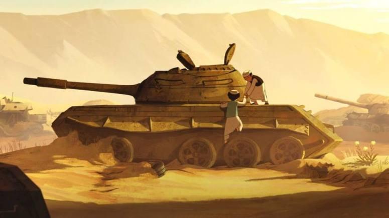 parvana tank