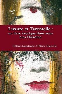 Luxure et Tarentelle, couverture par Fanny Savary
